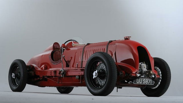 This Is The Most Expensive Bentley To Ever Sell At Auction