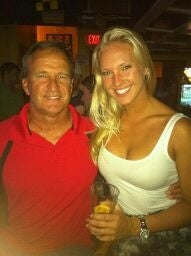 Jim Riggleman Partied Away His Sorrows Last Night