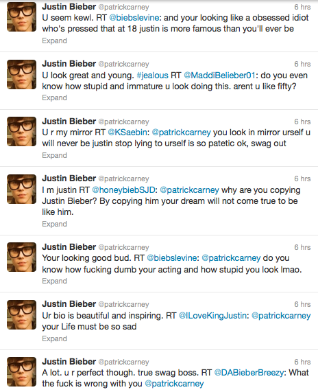 Black Keys Drummer Patrick Carney Changes His Twitter Handle to 'Justin Bieber'; Beliebers Are Not Amused