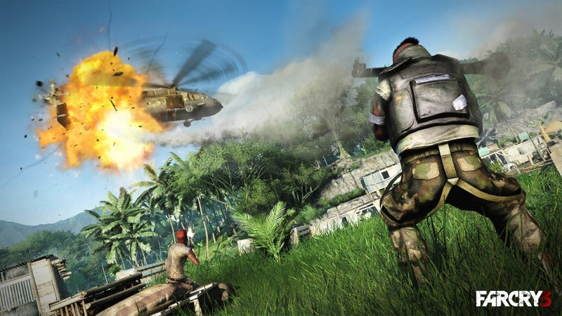 Far Cry 3 Sanely Delivers the Same Results, with the Same Methods