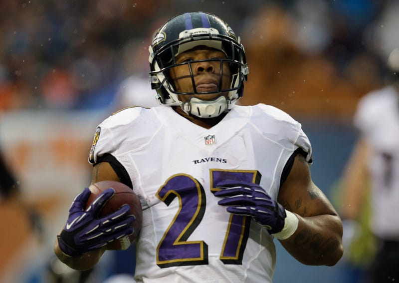 Ray Rice Arrested In Atlantic City After Altercation With Fiancée