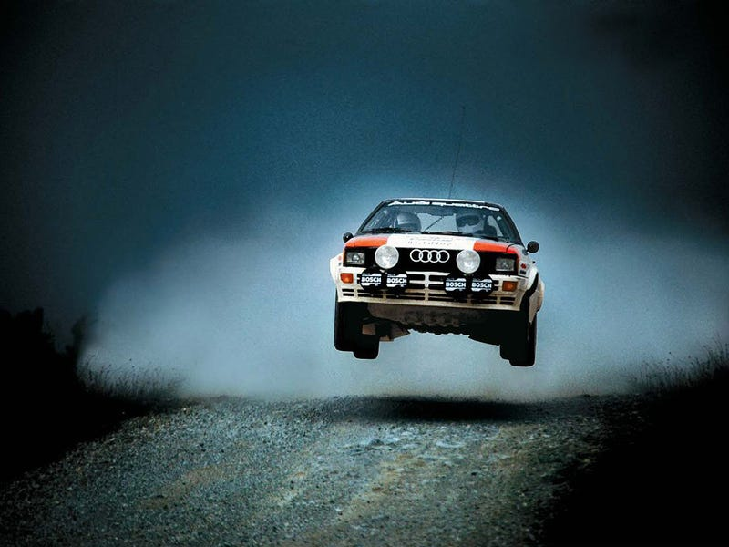 Cars that time forgot - Audi 200 20v