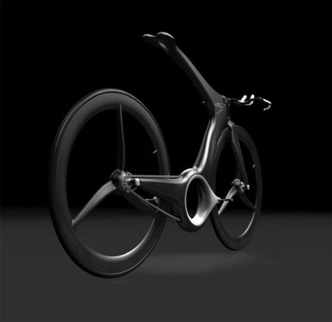 Oryx Bicycle Looks Hard to Sit on, Probably Isn't