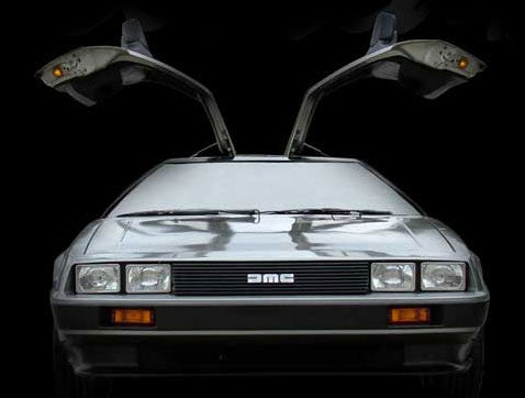 DeLorean Going Back Into Production