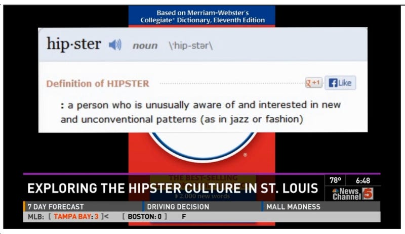 Unconventional 'Hipsters' Have Been Located in St. Louis, Missouri