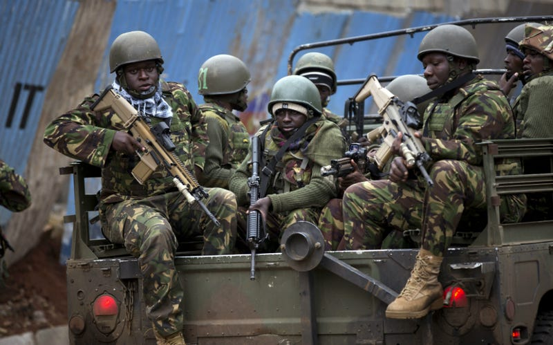 Death Toll Now at 68 as Kenyan Forces Begin Operation to End Standoff