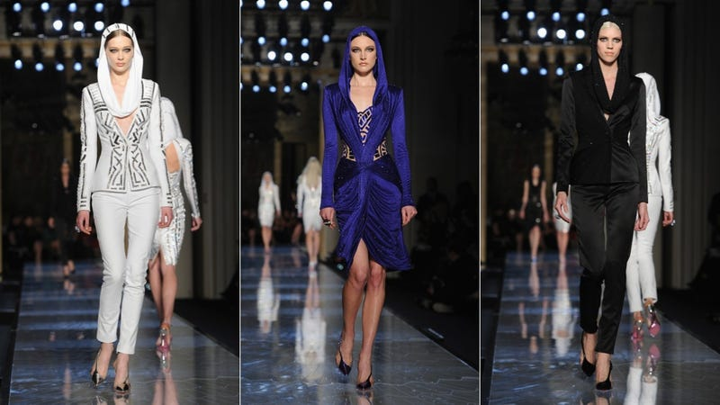 Versace Couture, for the Domineering Space-Age Sexbot in You