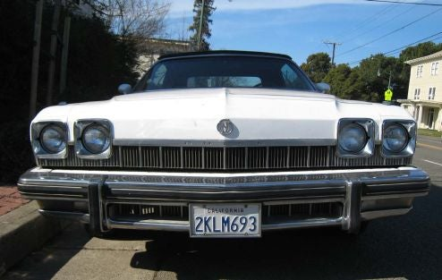 1974 Buick LeSabre Luxus Convertible, With Bonus Convertible Poll