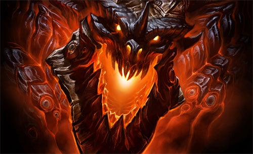 Building Up To World Of Warcraft's Cataclysm