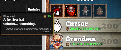 Drop Everything: Cookie Clicker Just Got A Christmas Update.