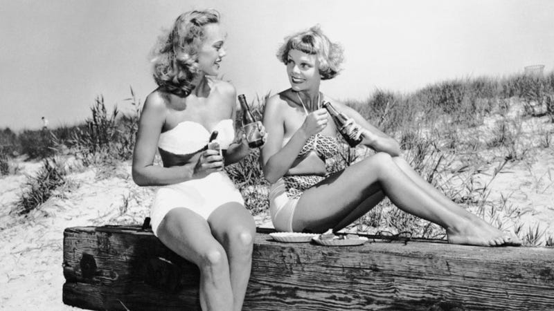 Survey Finds Women Just Love the Summer More Because They're Women