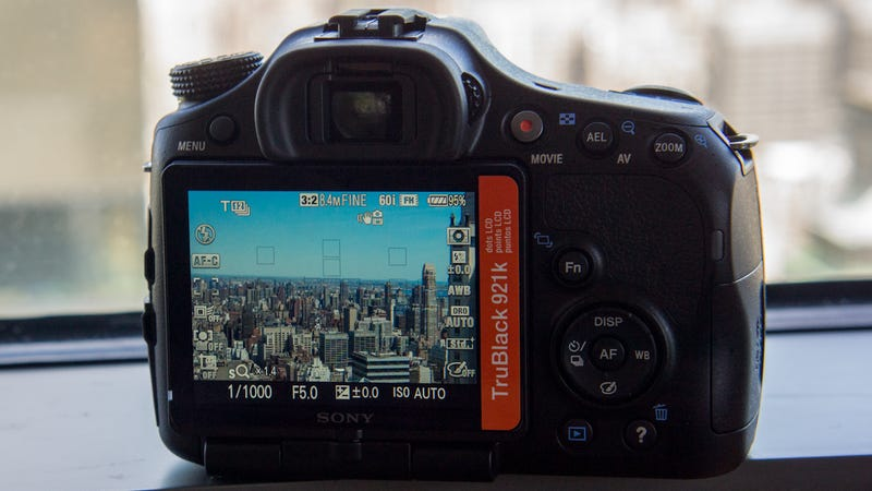 Sony Alpha SLT A57 Hands-On: DSLR Performance Without a DSLR Price