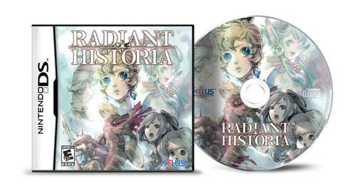 The Future Of The Nintendo DS Looks Like Radiant Historia