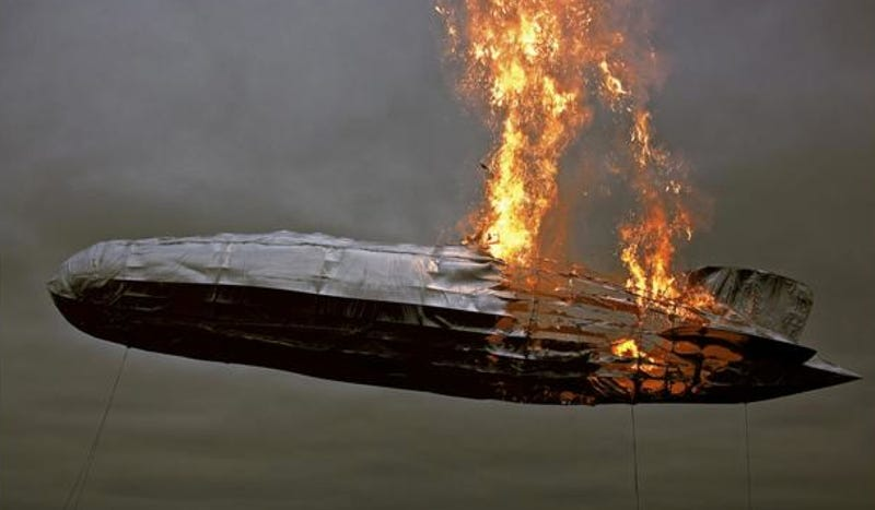Ask The Scientist Who Recreated The Hindenburg Crash For Discovery Anything You Want