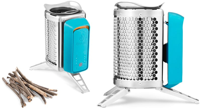 BioLite's New Camping Accessories Make Roughing It Not So Rough