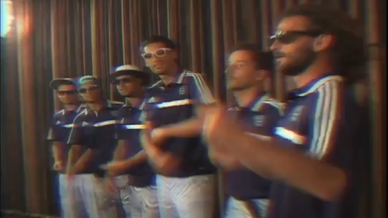 I Can't Stop Watching This Incredibly Bad MLS All-Star Rap Video