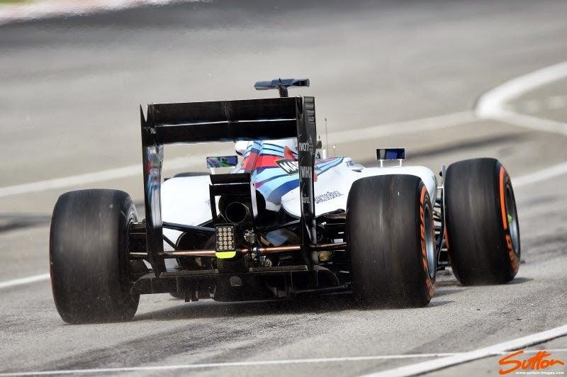 Technically Formula 1 - Malaysian Gran Prix