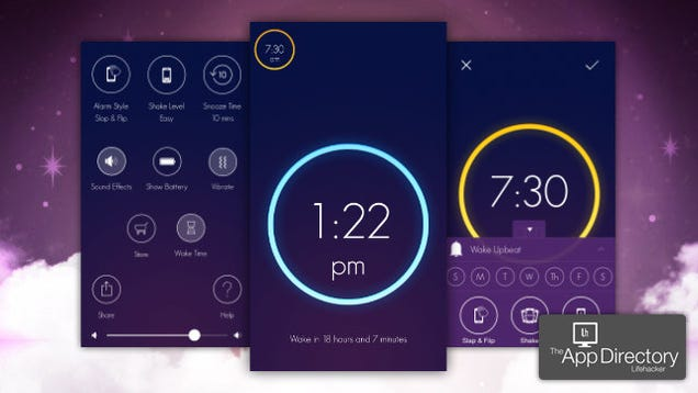 The Best Alarm Clock App for iPhone