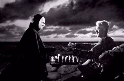Ingmar Bergman Loses Chess Match With Death