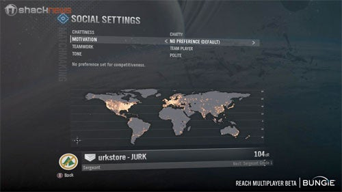 Halo: Reach Matchmaking Needs Your Help To Be Better