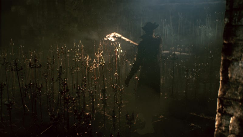 There are Guns, But From Software's Bloodborne Won't Be a Shooter