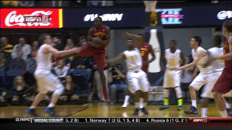 Kung Fu Fight Breaks Out In Iowa State-West Virginia Blowout
