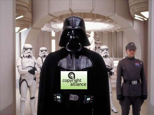 RIAA, Viacom, Microsoft and Others Form Galactic Empire Copyright Alliance