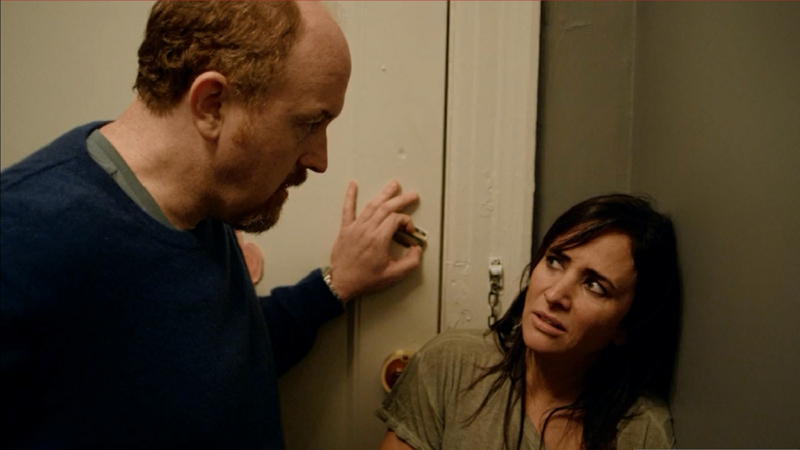 What the Fuck Is Going On With Louie's Creepy Sex Scenes?
