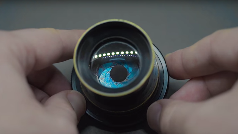 Watch a Crystal Clear Video Shot With a Lens From 1880