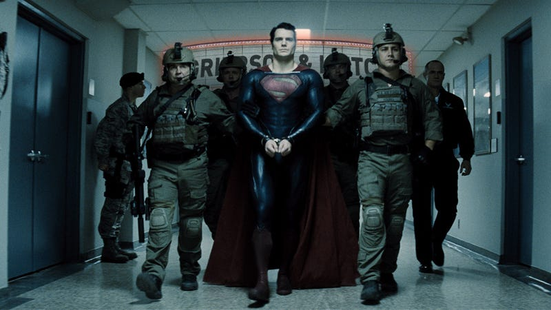 It's A Turd! It's Plain! Man Of Steel, Reviewed.