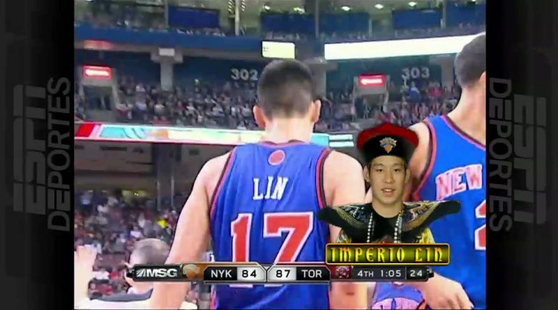 """What About His Eyes?"" Other Moments In Media Stereotyping Or Racism About Jeremy Lin"