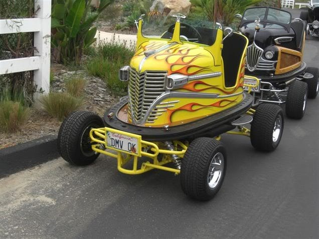 Harley Street For Sale San Diego >> Street Legal Bumper Cars Prove World Is A Beautiful Place