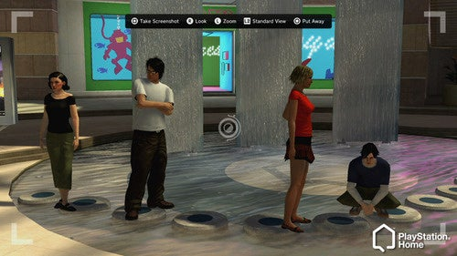 PlayStation Home 1.3 to Support Integrated Game Launching