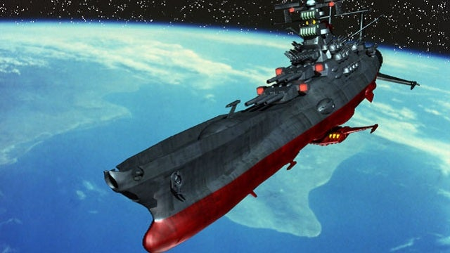 An American Live-Action Star Blazers? Why not just release the Japanese one here?