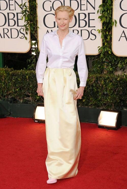 Globes Fashion: The Good