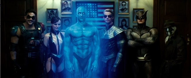New Watchmen Trailer Is Full Of Organ Playing, Death Dealing Craziness