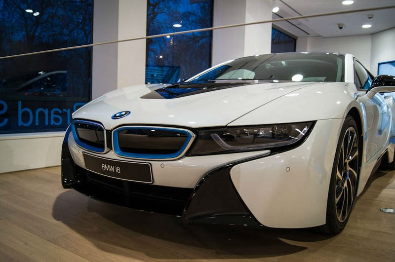 BMW i8 - In The Flesh