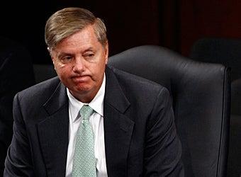 Logic Report: Lindsey Graham's Climate Change Bill Flip-Flop
