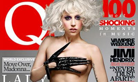 Writer Revokes Lady Gaga's Feminist Credentials