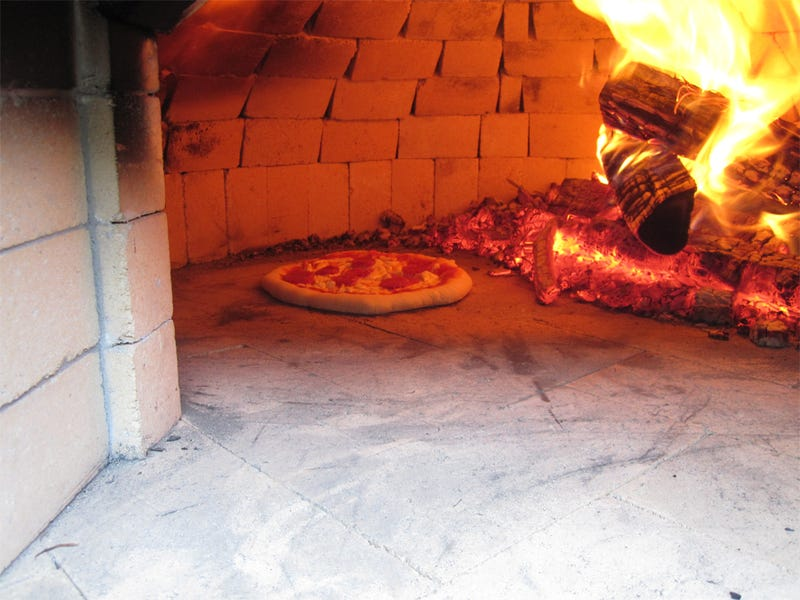 How To Build a Wood-Fired Pizza Oven In Your Backyard