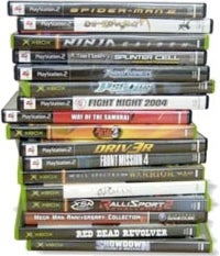 Recession, Used Games, Prices, and Choices