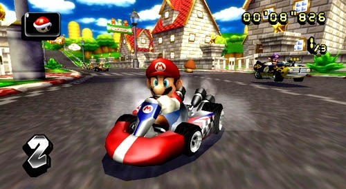 Does Playing Mario Kart Drunk Help Your Performance?
