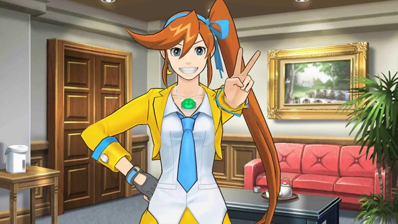 If You Like the Ace Attorney Series, You'll Like Dual Destinies