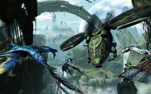 The Avatar Video Game Disappointment