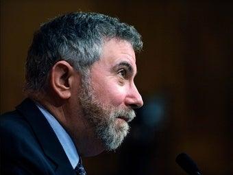 Paul Krugman Has Beef with Andrew Ross Sorkin