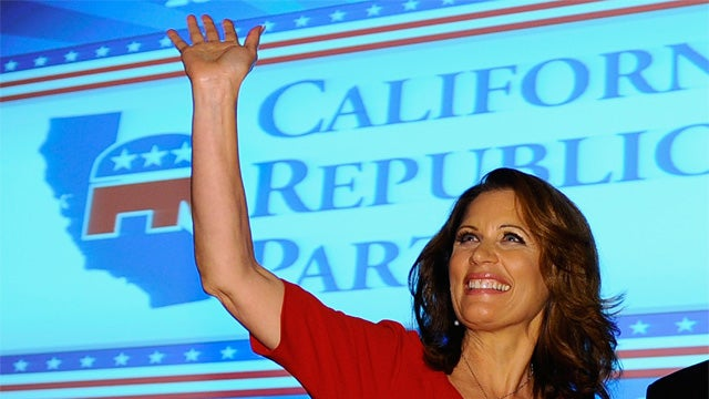 Michele Bachmann Admits She's Not an Accredited Retardologist