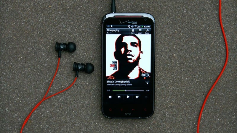 Is HTC Working on a Spotify Rival?