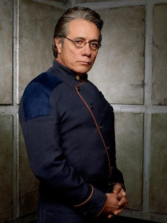A young William Adama is getting his own online series, Blood and Chrome