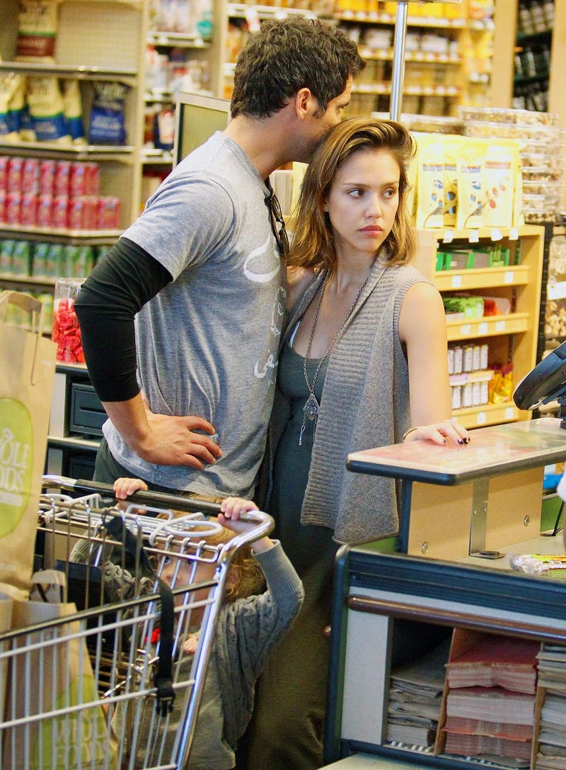 You Have the Loyalty Card to the Supermarket of My Heart