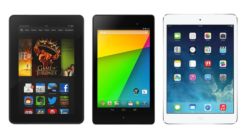 The Best Small Tablet Display (Hint: It's Not the iPad Mini)